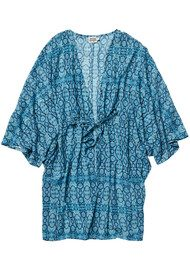 Twist and Tango Mia Kaftan - Medallion Black