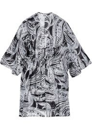 Twist and Tango Mia Kaftan - Paisley Black