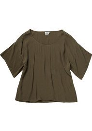 Twist and Tango Fay Blouse - Khaki