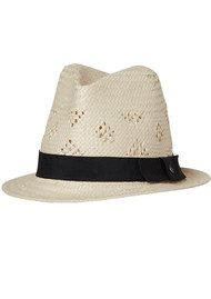 Twist and Tango June Hat - Nature