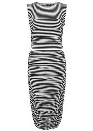 KAMALI KULTURE Teaser Dress - Stripe