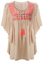 Belinda Tunic - Beige additional image