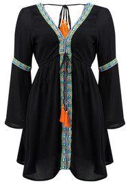 BLUE PEARL Beverly Dress - Black