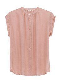 American Vintage Famington Shirt - Nude