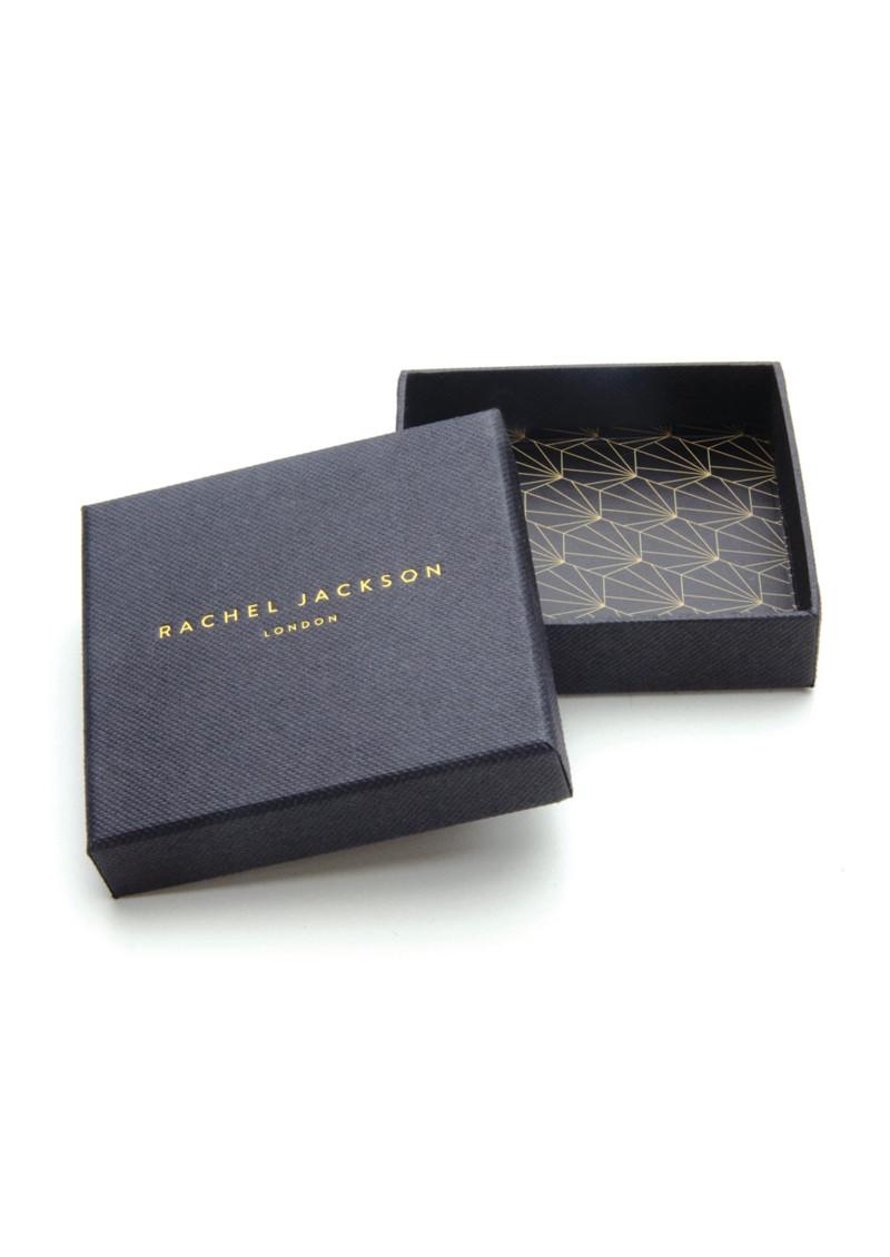 RACHEL JACKSON Adjustable Hexagon Ring - Gold main image