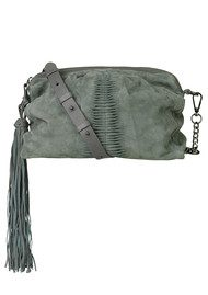 Becksondergaard Y-Adrienne Medium Leather Bag - Sedona Sage