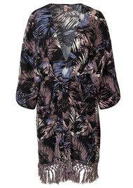 Becksondergaard Y-Ophelia Kimono - Black