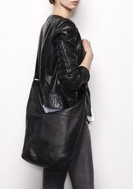 Becksondergaard Beck Leather Bag - Black