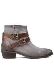 Hudson London Meeya Suede Ankle Boot - Grey
