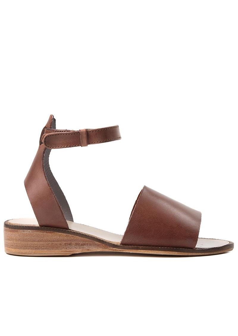 0dca2459d46 Hudson London Fifa Leather Sandal - Tan