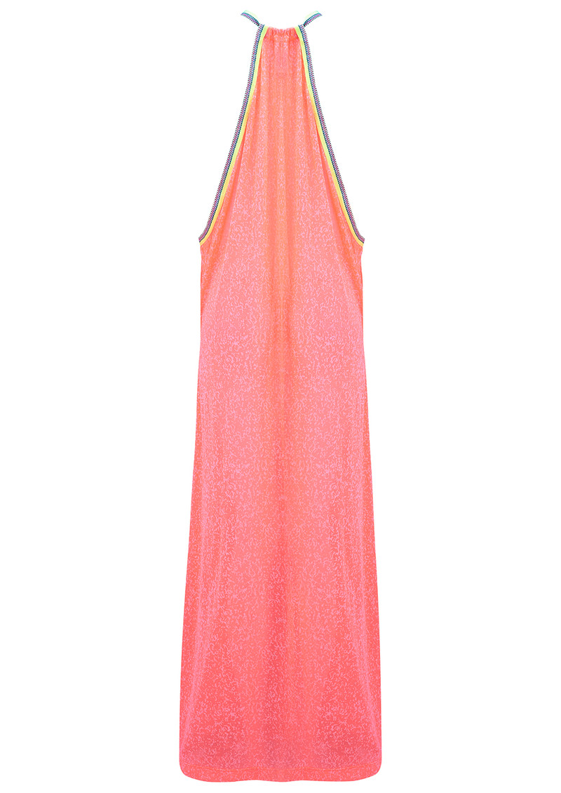 PITUSA Inca Sun Dress - Watermelon main image
