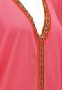 PITUSA Mini Abaya Dress - Hot Pink
