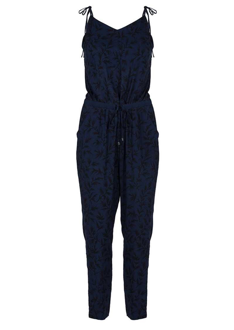CUSTOMMADE Prana Jumpsuit - Navy Blazer main image