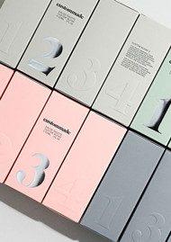 CUSTOMMADE Eau de Toilette Custom Blend Perfume - Warm Grey