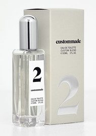 CUSTOMMADE Eau de Toilette Custom Blend Perfume - Warm Grey