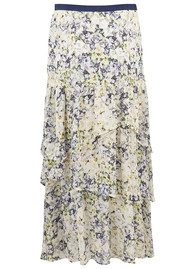 Pyrus Cary Skirt - Resonance Print