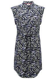 Pyrus Flint Sleeveless Silk Dress - Ocelot Light