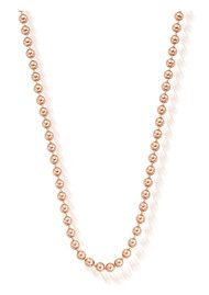 ChloBo Ball Chain Length 2 Necklace - Rose Gold