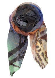 Becksondergaard Y-Sage Wool Scarf - Multi