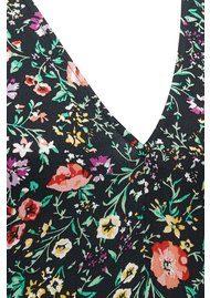 American Vintage Alys Floral Maxi Dress - Lilac