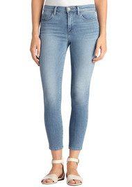 J Brand Alana Crop Skinny Jeans - Ocean Side