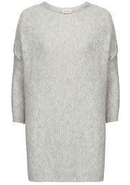American Vintage Boolder Knitted Jumper - Polar Melange