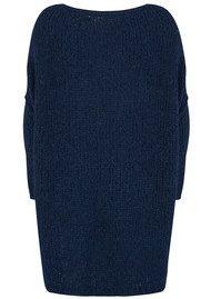 American Vintage Boolder Knitted Jumper - Navy