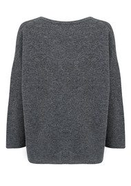 American Vintage Wixtonchurch Jumper - Heather Grey