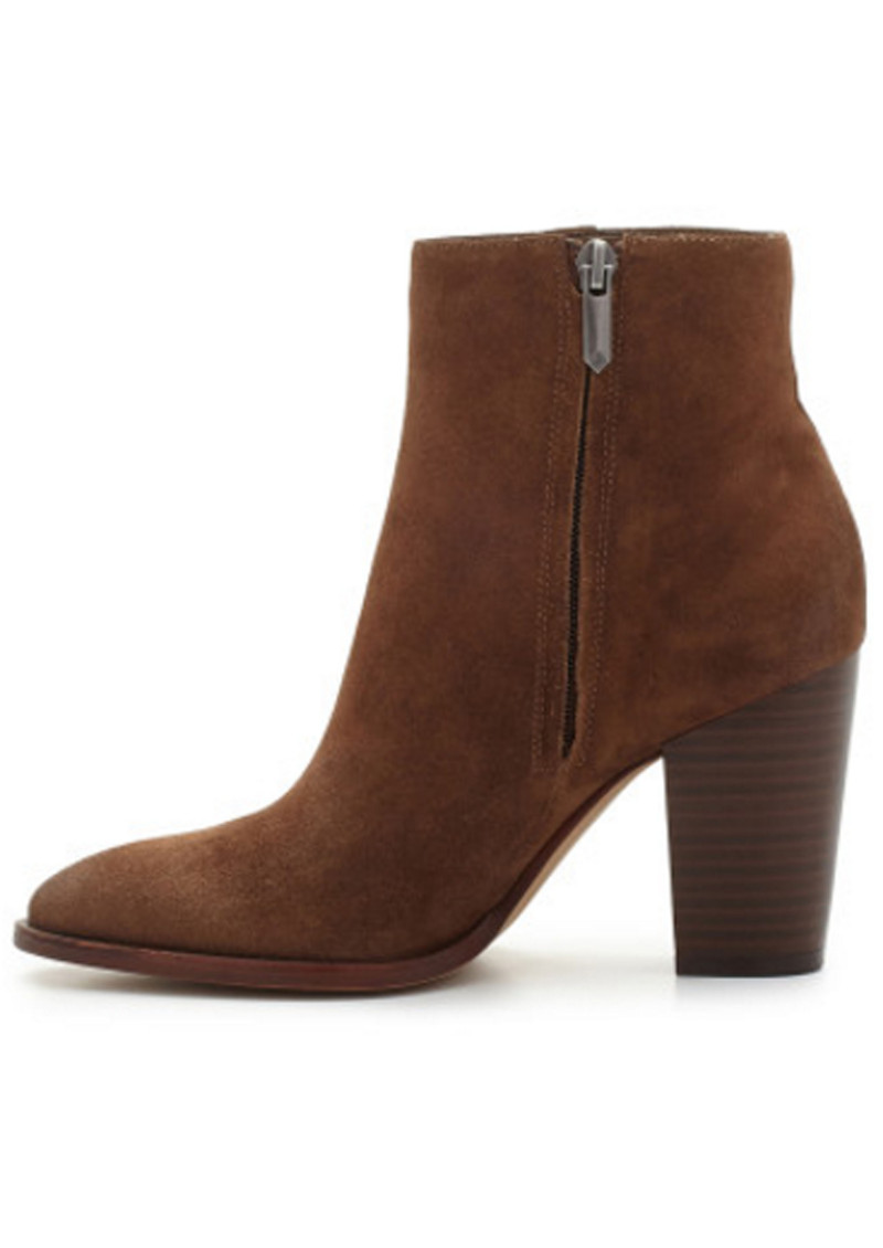 2cca0f867 Sam Edelman Blake Suede Ankle Boot - Woodland Brown