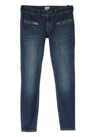 Twist and Tango Sid Ankle Jeans - Dark Blue Denim