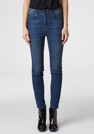 Twist and Tango Julie Denim Trousers - Dark Blue