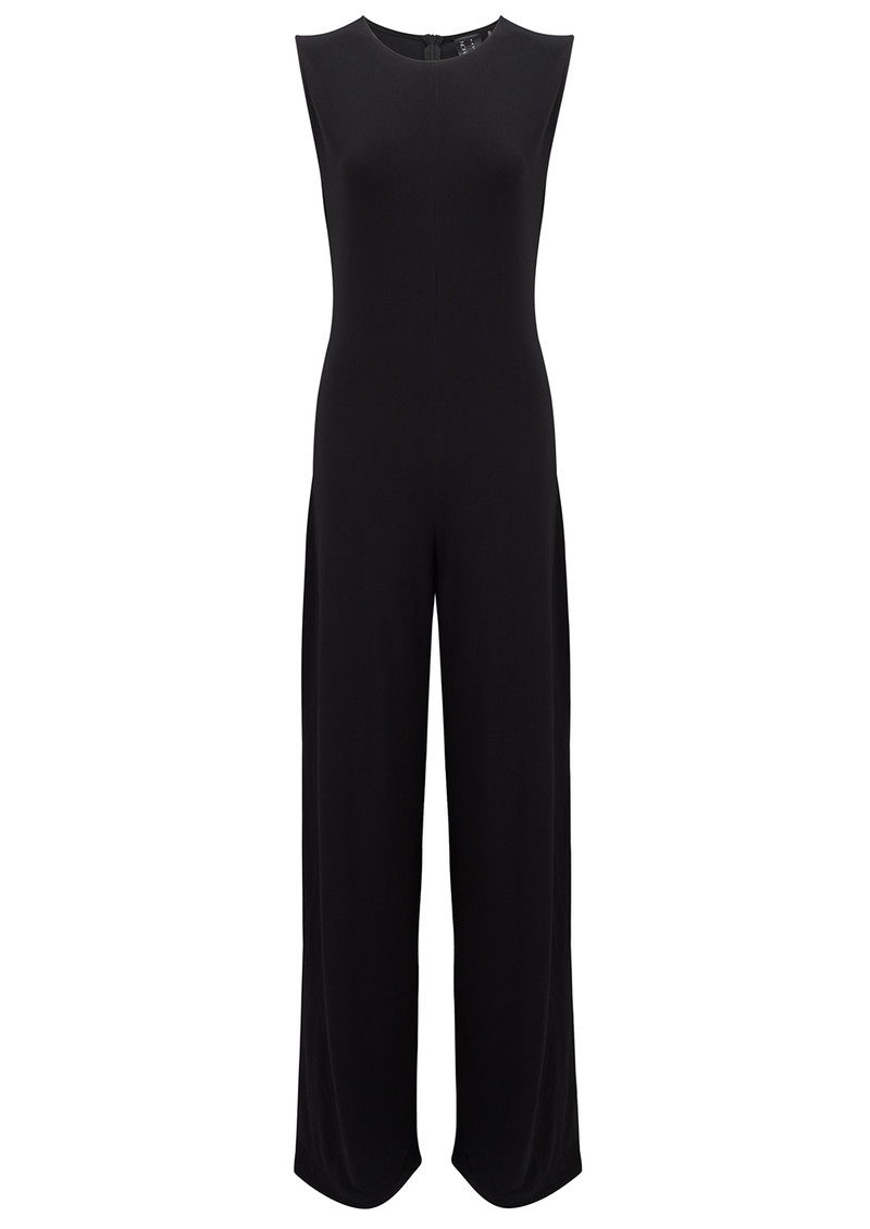 NORMA KAMALI Sleeveless Jumpsuit - Black main image