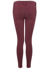 Current/Elliott The Stiletto Skinny Jean - Mulberry