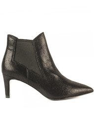 Ash Drastic Ankle Boots - Black
