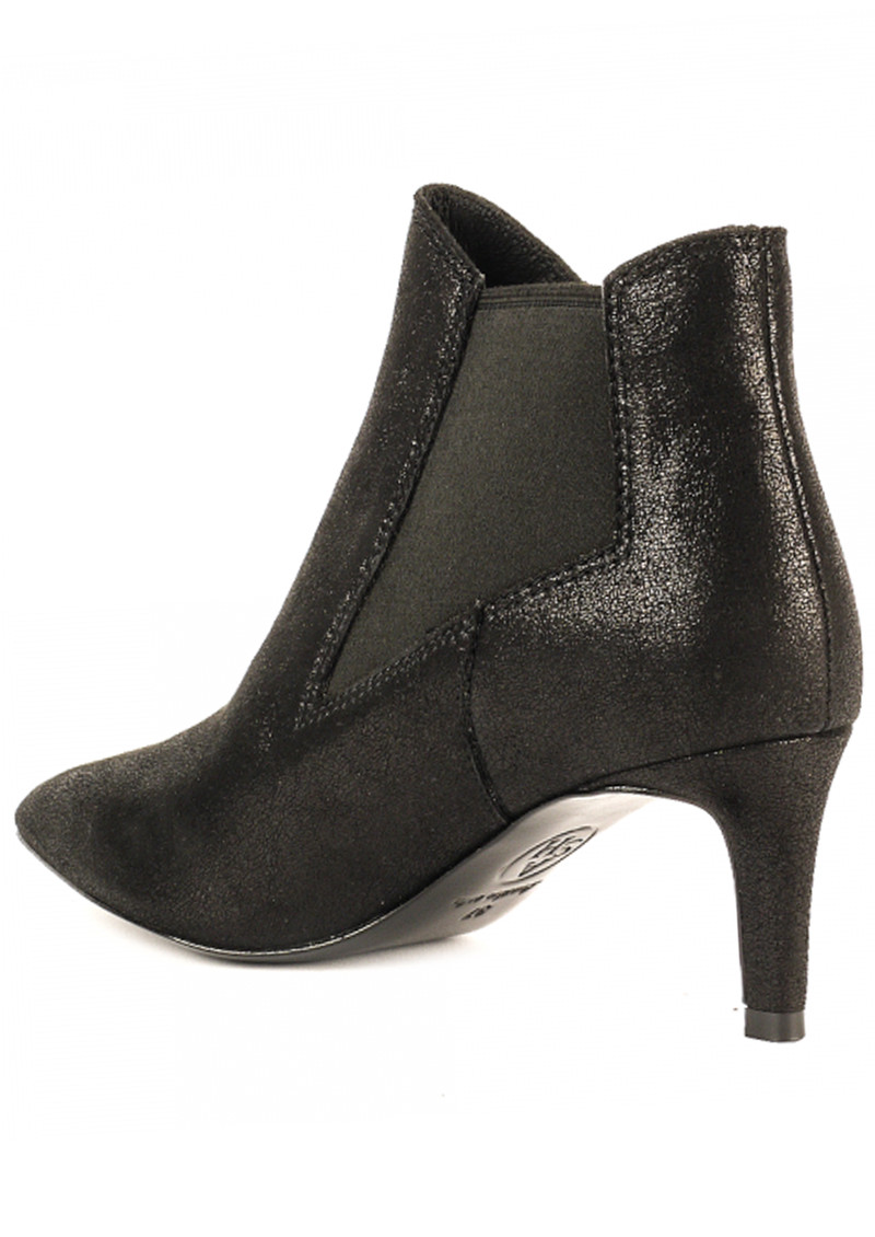Ash Drastic Ankle Boots - Black main image