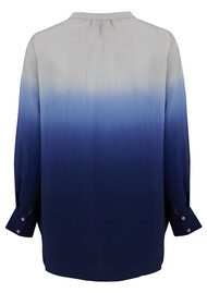 Mercy Delta Stowe Ombre Blouse - Midnight