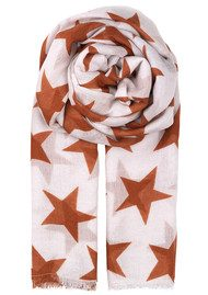 Becksondergaard Supersize Nova Scarf - Adobe Rose
