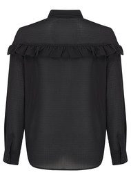 Paul and Joe Sister Caroline Shirt - Noir