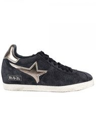 Ash Guepard Bis Low Wedge Trainer - Everest