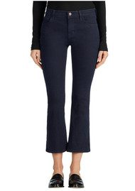 J Brand Selena Mid Rise Boot Cut Jeans - Bluebird