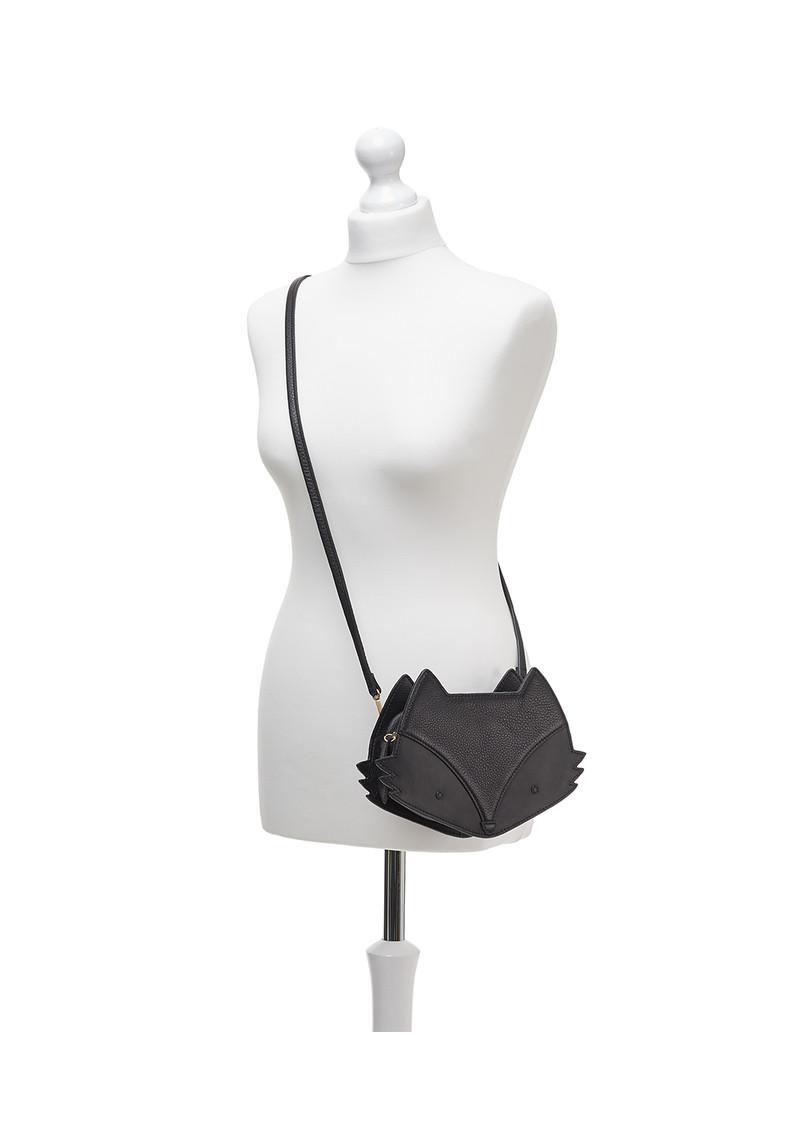 BELL & FOX Fox Cross Body Bag - Black main image
