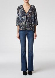 Twist and Tango Vicky Blouse - River Print