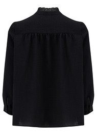 Ba&sh Zabou Shirt - Noir