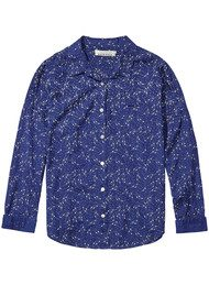 Maison Scotch Relaxed Fit Shirt - Blue