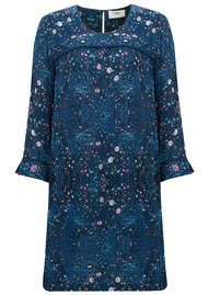 Pyrus Clarity Printed Dress - Nocturne