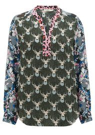 CHARLOTTE SPARRE Cool Shirt - Multi