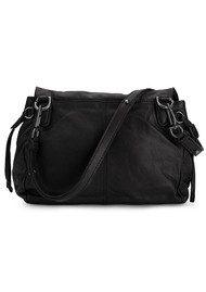 Liebeskind Narita Braided Bag - Ninja Black