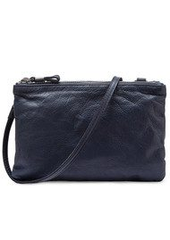 Liebeskind Karen Leather Bag - Dark Blue