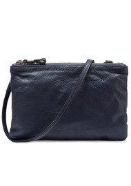 Liebeskind Karen Leather Bag - Dark Blue