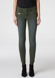 Twist and Tango Sid Ankle Jeans - Khaki